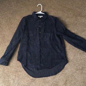 Tops - NWT Favlux Fashion corduroy shirt